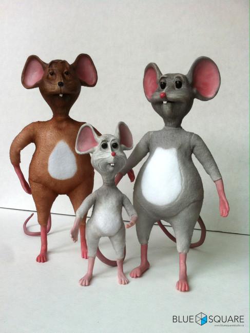 Cornelius, Mary, Jonny